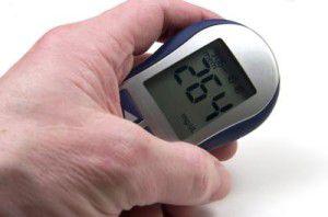 Hiperglikemia -poziom cukru we krwi równy i większy 220 mmol/l