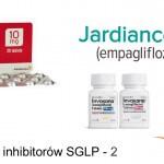 Jardiance, Forxiga i Invokana pomogą również cukrzycy typu 1?