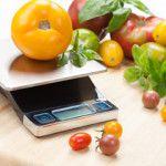 Dieta cukrzycowa wymaga ważenia produktów i obliczania ilości wymienników węglowodanowych