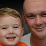 3-letni bohater uratował swojego tatę podczas epizodu ciężkiej hipoglikemii