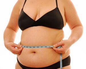 Wysoki wskaźnik WHR jest oznaką otyłości brzusznej