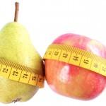 """Figura """"gruszki"""" mniej narażona na cukrzycę typu 2. niż typ """"jabłka"""""""