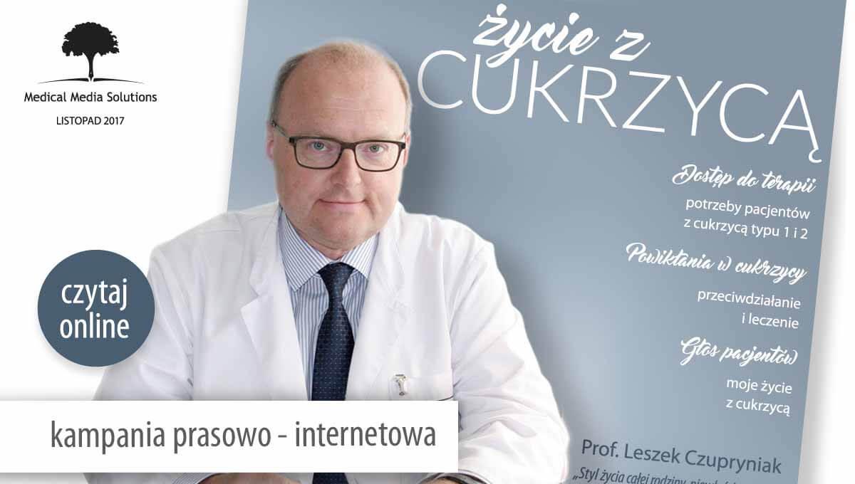 zycie z cukrzyca 2017 dodatek do Rzeczpospolitej