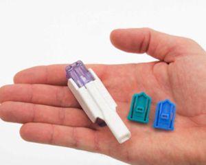 Afrezza wziewna insulina zawiera 2 rodzaje naboi