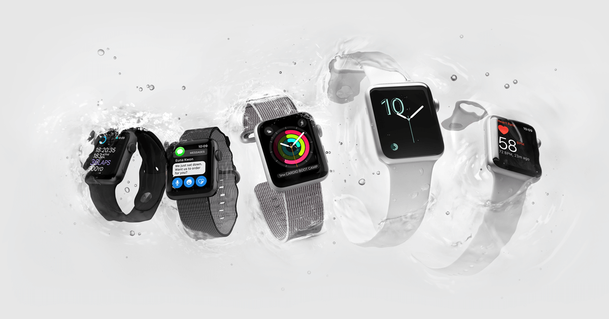 Apple pomiar glikemii zegarek smartwatch cukrzyca