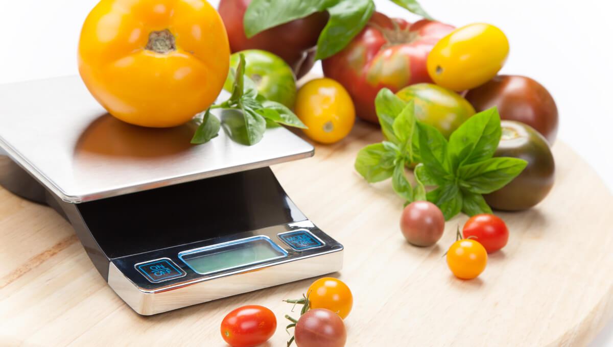 Dieta, waga kuchenna cukrzyca