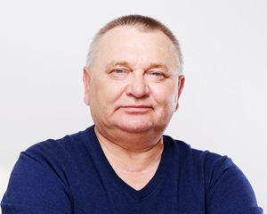Mężczyzna w średnim wieku z nadwagą i cukrzycą typu 2