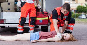 Ciężka hipoglikemia i ambulans