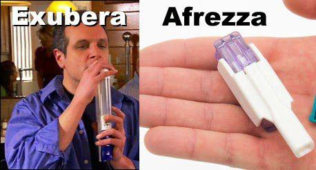 Afrezza to niewielki inhalator