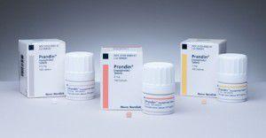 Leki z grpy Glinidy - Prandin