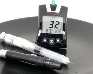 Hipoglikemia glukometr
