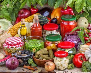 Swierze i peklowane warzywa w diecie cukrzycowej