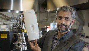 Laserwy glukometr GlucoSense - prototyp