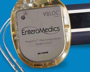 Elektroniczny implant przeciw otyłości Maestro Rechargeable System