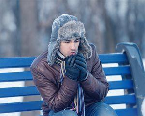 Brązowy tłuszcz jest stymulowany przez zimno
