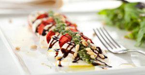 Dieta ketogeniczna to pełnotłusty nabiał, oliwa, orzechy