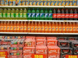 Napoje słodzone i cukrzyca
