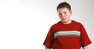 Otyłe dzieci i młodzież z cukrzycą typu 1