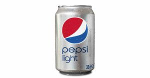 Pepsi light bez aspartamu w USA