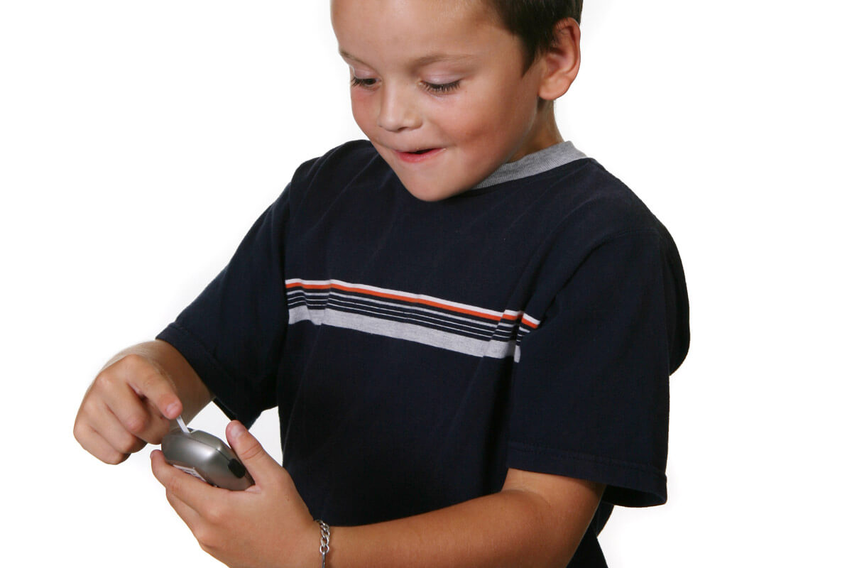 dziecko cukrzyca typu 1